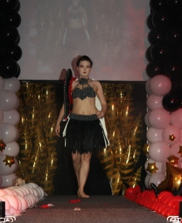 Qualatex Event - Fashion show in Belgium 2008